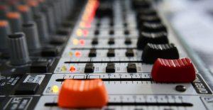use audio saturation